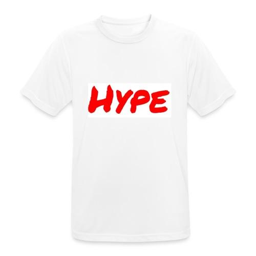 hype - Männer T-Shirt atmungsaktiv
