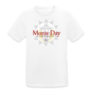 Monis-Day - Männer T-Shirt atmungsaktiv