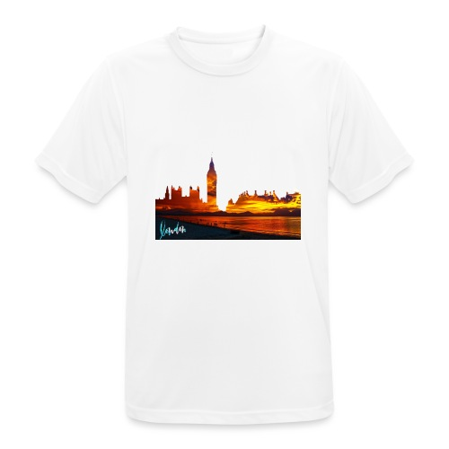 LONDON HYPE - T-shirt respirant Homme