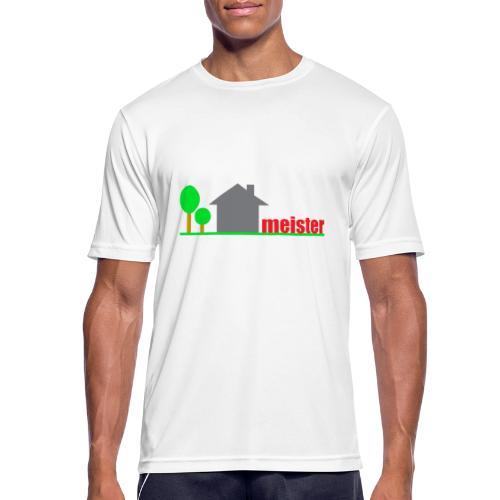 Hausmeister - Männer T-Shirt atmungsaktiv