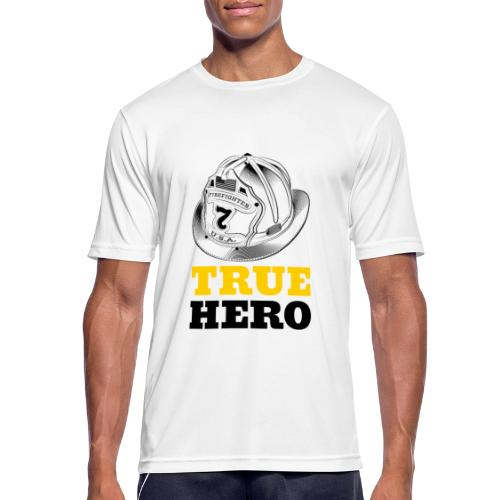 True Hero - Männer T-Shirt atmungsaktiv