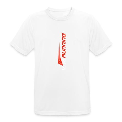 TIENDA VIVA RUNNING - Camiseta hombre transpirable