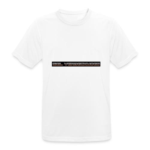 gielverberckmoes shirt - Mannen T-shirt ademend actief