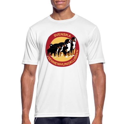 Sennenhundklubben - Andningsaktiv T-shirt herr