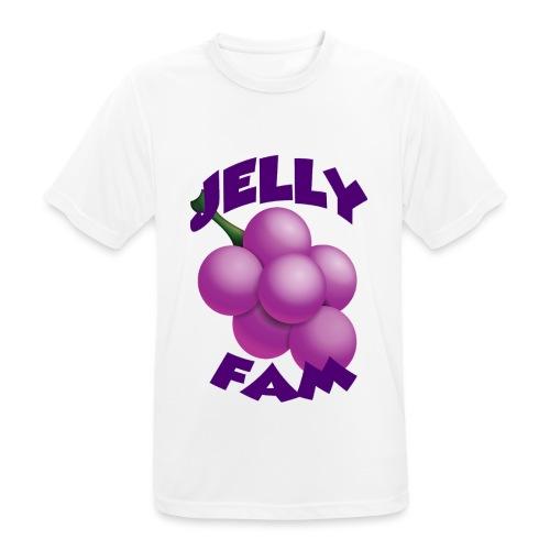 JellySquad - Herre T-shirt svedtransporterende