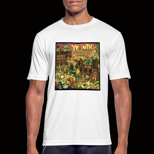 String Up My Sound Artwork - Men's Breathable T-Shirt