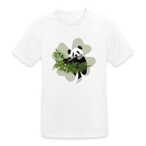My lucky Panda - T-shirt respirant Homme
