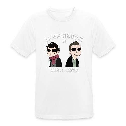 lafinestratégie - T-shirt respirant Homme