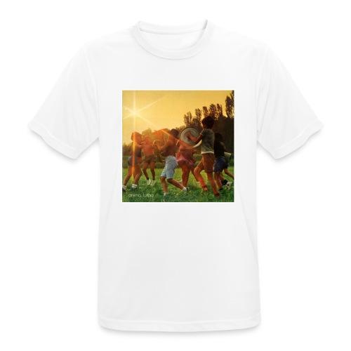 ANIMA LATINA - Maglietta da uomo traspirante