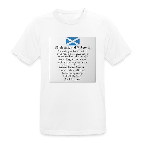 ARBROATH - Men's Breathable T-Shirt