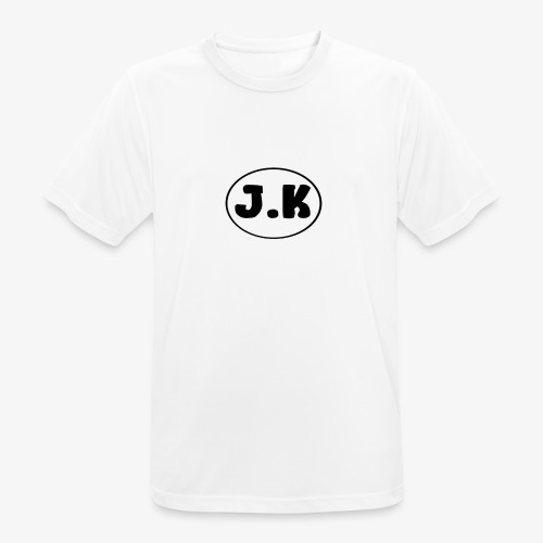 J K - Men's Breathable T-Shirt