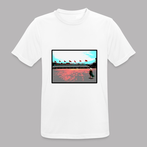 Ho Chi Minh - Men's Breathable T-Shirt