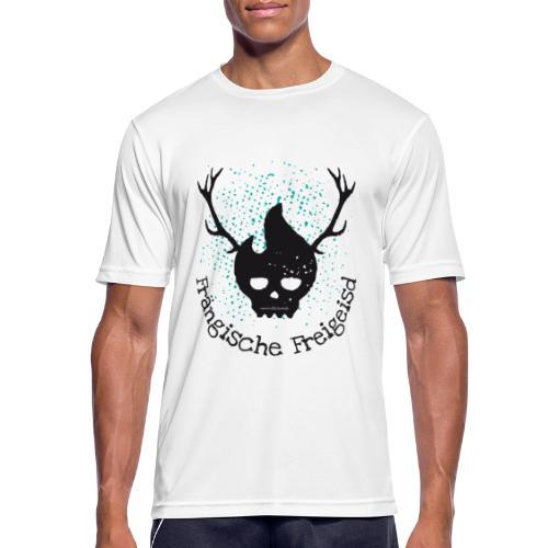 Frängische Freigeisd - Männer T-Shirt atmungsaktiv