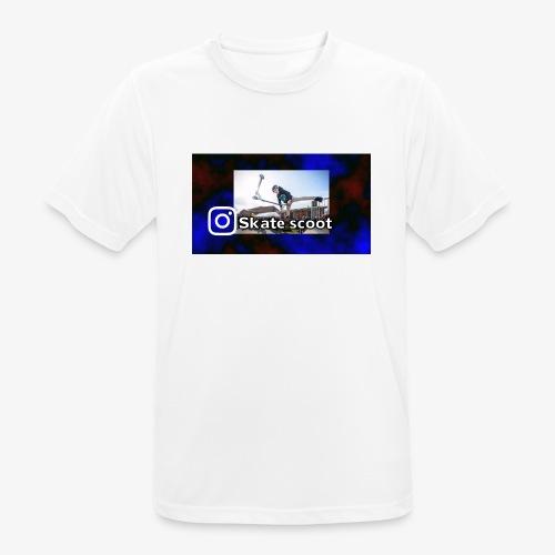 instagram name - Mannen T-shirt ademend actief