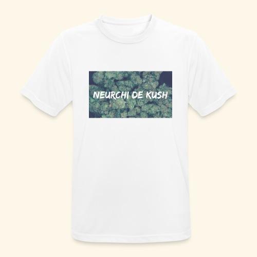 NEURCHI DE KUSH - T-shirt respirant Homme
