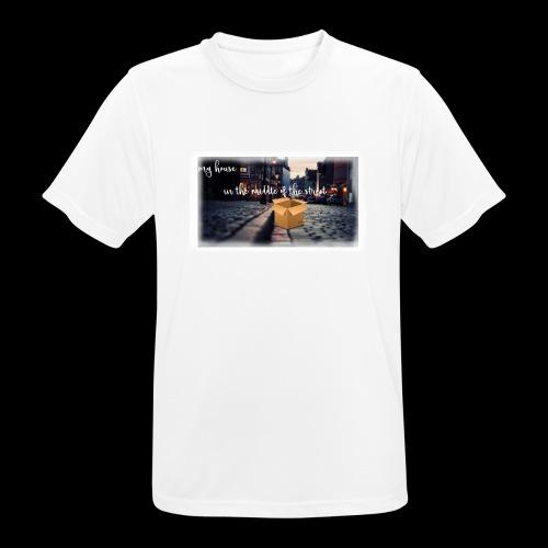 HOUSE SERIES - Mannen T-shirt ademend actief