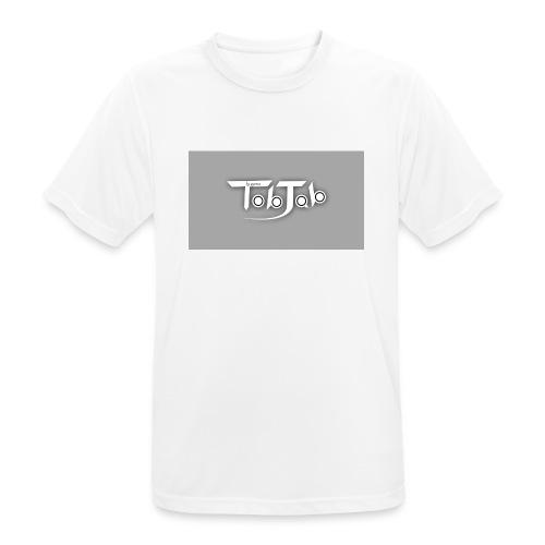 TobTab merch - Männer T-Shirt atmungsaktiv