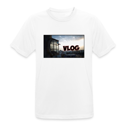 Vlog - Men's Breathable T-Shirt