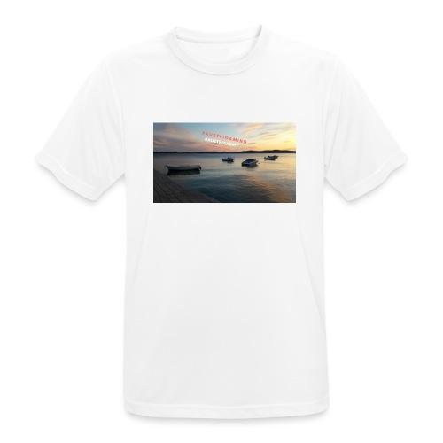 Merch - Männer T-Shirt atmungsaktiv