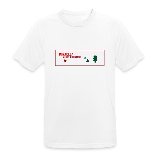 Christmas Exclusive - Men's Breathable T-Shirt