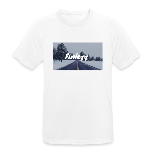 Finleyy - Men's Breathable T-Shirt