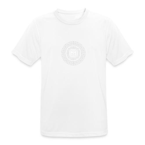 MRNX MERCHANDISE - Mannen T-shirt ademend actief