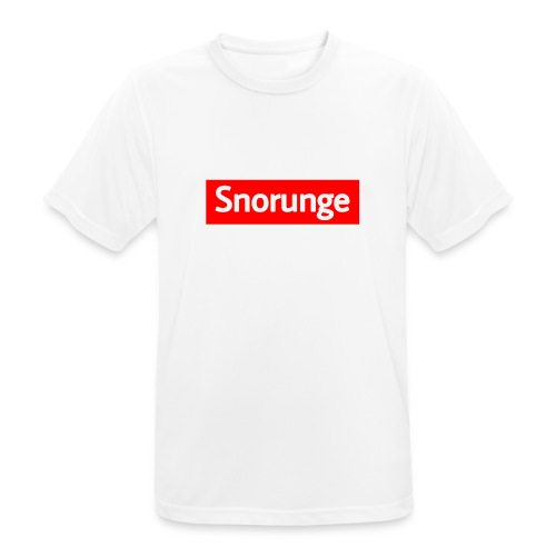 Snorunge 2018 - Andningsaktiv T-shirt herr