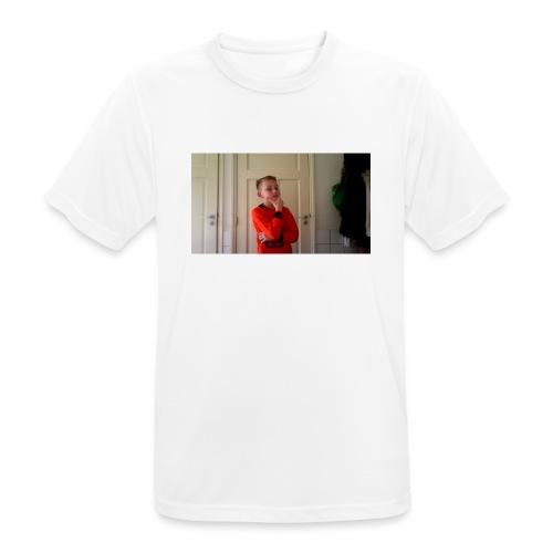 generation hoedie kids - Mannen T-shirt ademend actief