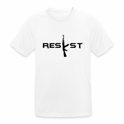 resist - T-shirt respirant Homme