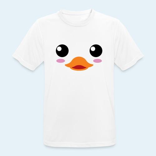 Pato bebé (Cachorros) - Camiseta hombre transpirable