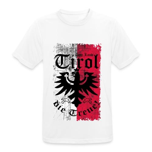 Tirol - Männer T-Shirt atmungsaktiv