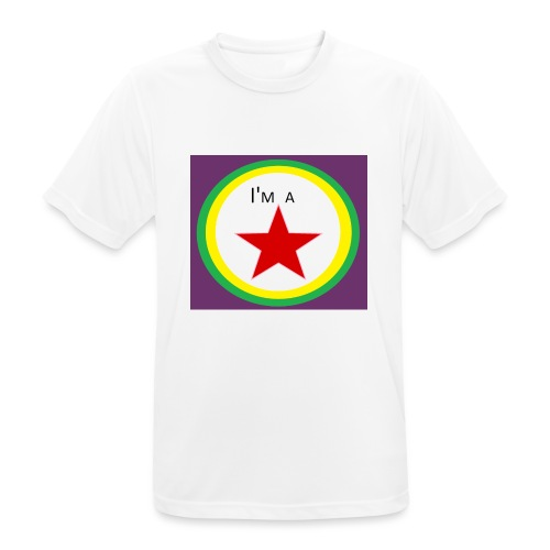 I'm a STAR! - Men's Breathable T-Shirt