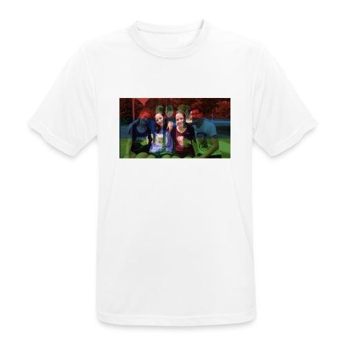 PV-Bike Trip Propaganda - Männer T-Shirt atmungsaktiv