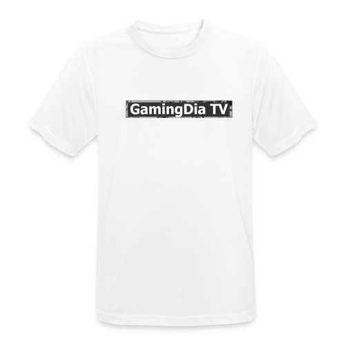 Merch-Stuff - Männer T-Shirt atmungsaktiv