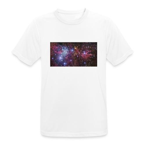 Stjernerummet Mullepose - Herre T-shirt svedtransporterende