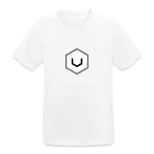 UNDERSTAR - T-shirt respirant Homme