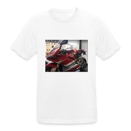 Panigale 1299 Design - Männer T-Shirt atmungsaktiv