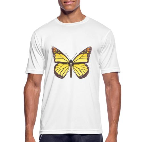190520 monarch butterfly lajarindream - Camiseta hombre transpirable