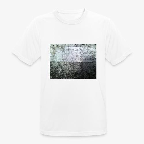 M A U T - Männer T-Shirt atmungsaktiv