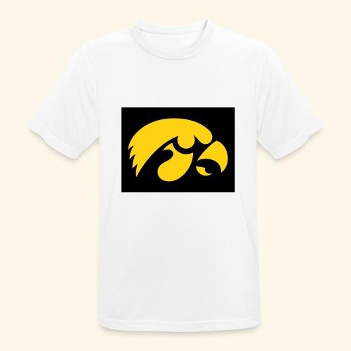 YellowHawk shirt - mannen T-shirt ademend