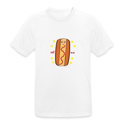 hotdog - T-shirt respirant Homme