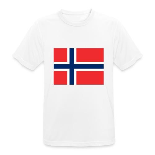 DixieMertch - Pustende T-skjorte for menn
