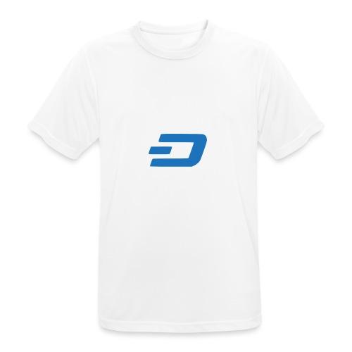 Dash T-shirt - Andningsaktiv T-shirt herr