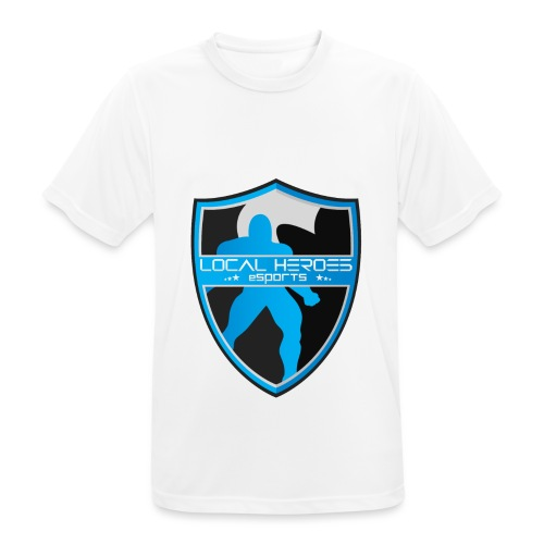 esports_logo_big_final_tr - Men's Breathable T-Shirt