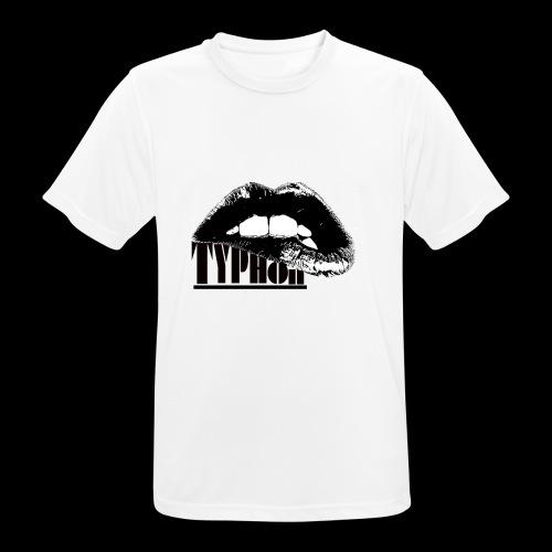 Typhon Original Logo - Men's Breathable T-Shirt
