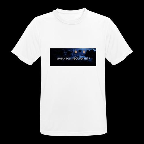 #PHANTOM #SQUAD #NSR Shirt - Männer T-Shirt atmungsaktiv