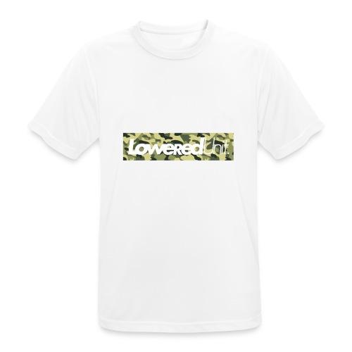 Loweredunit. Camouflage - Männer T-Shirt atmungsaktiv