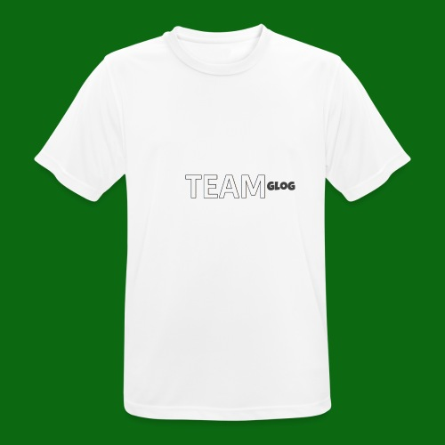 Team Glog - Men's Breathable T-Shirt