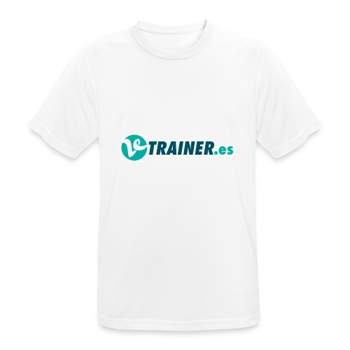 VTRAINER.es - Camiseta hombre transpirable