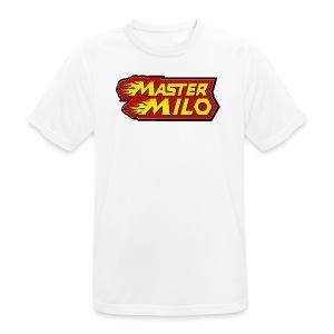 MasterMilo - mannen T-shirt ademend